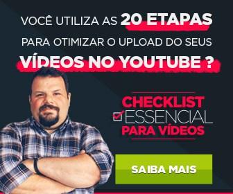 Check List Essencial para Videos