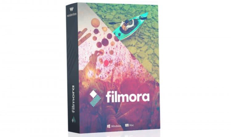 Edição de vídeo com Filmora