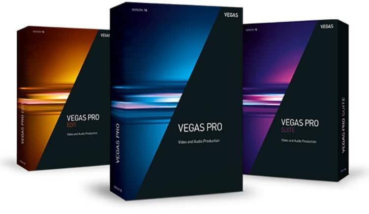 Edição de vídeo com Sony Vegas