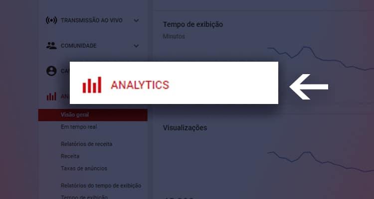 como analizar suas estatísticas de canal